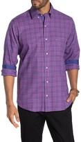 Tailorbyrd Plaid Woven Shirt