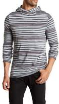 Rogue Striped Pullover Hoodie