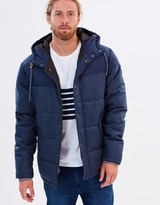 Quiksilver Mens Woolmore Puffer Jacket