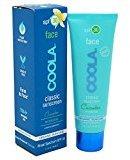 Coola Organic Suncare, Cucumber Face Sunscreen Moisturizer, SPF 30, 1.7 fl. Ounce