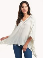 Ella Moss Kemba Applique Tunic