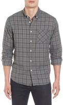 Billy Reid Men's Wallace Standard Fit Check Sport Shirt