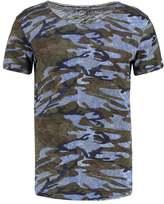 Key Largo CELEBRATE Print Tshirt blue