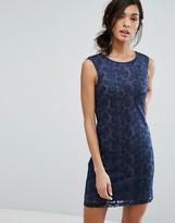 Lavand Sleeveless Pencil Dress