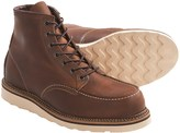 "Red Wing Shoes 1907 6"" Moc-Toe Boots - Factory 2nds (For Men)"