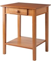 Winsome Wood Printer Stand with Drawer and Shelf
