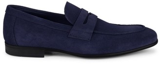 To Boot Montreal Suede Penny Loafers