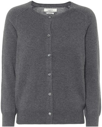 Etoile Isabel Marant Napoli cotton and wool cardigan