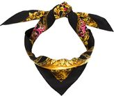Versace Medusa scarf - women - Silk - One Size