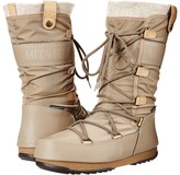 Tecnica Moon Boot Monaco Felt Women's Cold Weather Boots