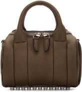 Alexander Wang Green Mini Rockie Bag