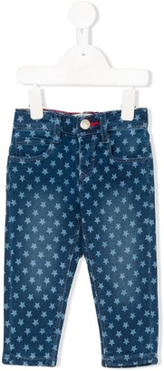 Levi's Star Printed Jeans