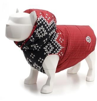 Couture Moncler X Poldo Dog Padded Jacket