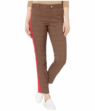 Tommy Hilfiger Women's Adaptive Skinny Stretch Pant with Adjustable Waist and Magnetic Buttons