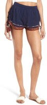 Band of Gypsies Women's Embroidered Shorts