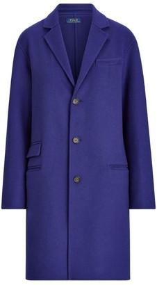 Ralph Lauren Double-Faced Wool-Blend Coat