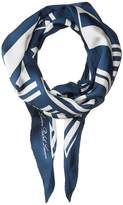 Lauren Ralph Lauren Alina Silk Diamond Shape Scarf Scarves