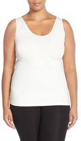 Spanx 'In & Out' Tank (Plus Size)