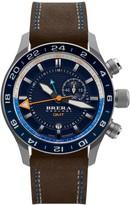 Brera Unisex Eterno GMT Watch