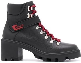 Moncler Ankle-Length 80mm Hiking Boots
