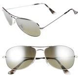 Ray-Ban 59mm Polarized Sunglasses