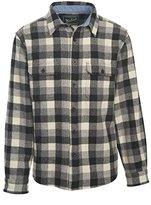 Woolrich Men's Wool Buffalo Shirt Modern Fit