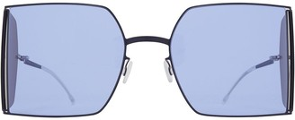 Mykita x Helmut Lang sunglasses