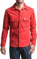 Topo Designs Mountain Flannel Shirt - Trim Fit, Long Sleeve (For Men)