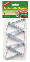 Coghlans 527 Tablecloth Clamps, Pack of