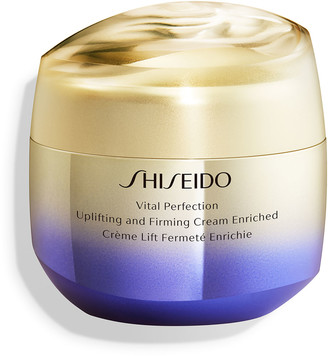 Shiseido 2.6 oz. Vital Perfection Uplifting & Firming Cream Enriched