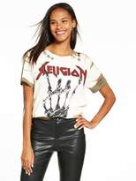 Religion Fade T-shirt - Khaki