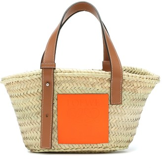 Loewe Paula's Ibiza Small basket bag