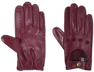 Dents Men'S Classic Leather Driving Gloves