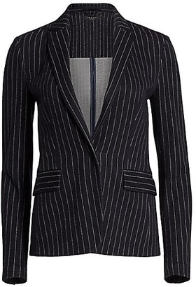 Rag & Bone Lexington Pinstripe Blazer