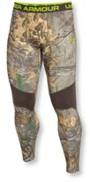 L.L. Bean Men's Under Armour ColdGear Infrared Scent-Control Tevo Leggings