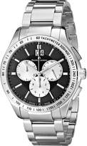 "Maurice Lacroix Men's MI1028-SS002-332 ""Miros"" Stainless Steel Watch"