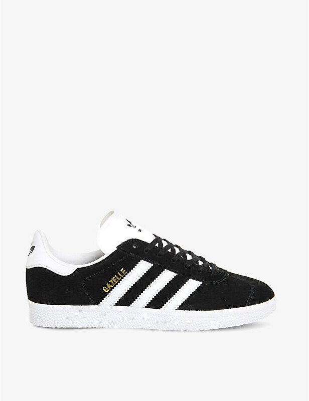 black adidas trainers size 6