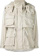 CITYSHOP flap pocket jacket - women - Polyester - 36
