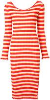 Altuzarra striped dress - women - Viscose/Polyester - L