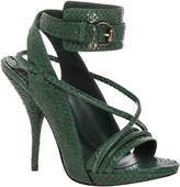 Max Studio by Leon Max Espouse - Snakeskin Sandals