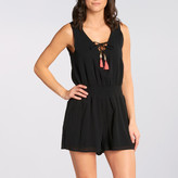 Seafolly Spice Temple Lace Up Playsuit