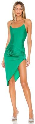 superdown Eva Twisted Slit Dress