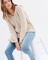 Sass Beatrice Bell Sleeve Jumper