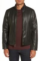 Cole Haan Men's Faux Leather Jacket