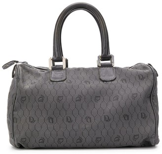 Christian Dior pre-owned Honeycomb monogram tote