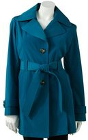 London Fog Towne by trench raincoat - petite