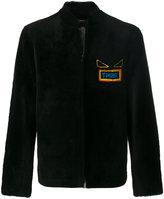 Fendi Think bomber jacket
