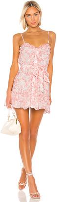 Lovers + Friends Spencer Mini Dress