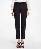 Brooks Brothers Slim-Fit Stretch Wool Tuxedo Pants