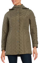 Weatherproof WEATHERPROOF Quilted Walker Coat